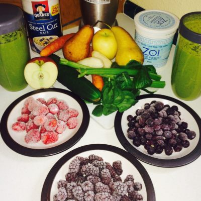 Smoothie Products